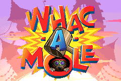 Whac-A-Mole [Model AGB-BWEE-USA] screenshot