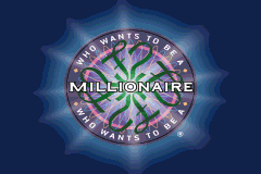 Who Wants to Be a Millionaire [Model AGB-A55P] screenshot