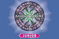 Who Wants to Be a Millionaire - Junior [Model AGB-BWJP] screenshot