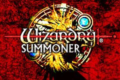Wizardry Summoner [Model AGB-AWZJ-JPN] screenshot