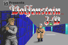 Wolfenstein 3D [Model AGB-AWOE-USA] screenshot