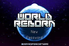 World Reborn [Prototype] screenshot