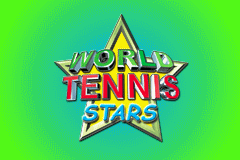 World Tennis Stars [Model AGB-AWCE-USA] screenshot