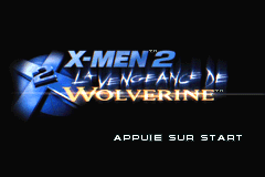 X-Men 2 - La Vengeance de Wolverine screenshot