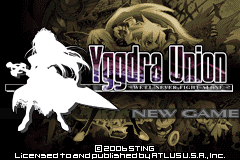Yggdra Union - We