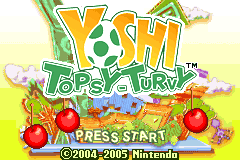Yoshi - Topsy-Turvy [Model AGB-KYGE-USA] screenshot