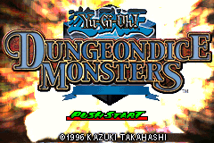 Yu-Gi-Oh Dungeon Dice Monsters [Model AGB-AYDE-USA] screenshot