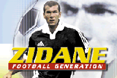 Zidane Football Generation 2002 [Model AGB-AZDP-EUR] screenshot