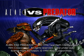 Alien vs Predator [Model J9008E] screenshot