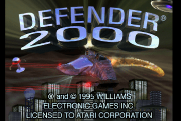 Defender 2000 [Model J9041E] screenshot