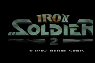 Iron Soldier 2 [Model JA810] screenshot