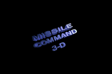 Missile Command 3D [Model J9097E] screenshot