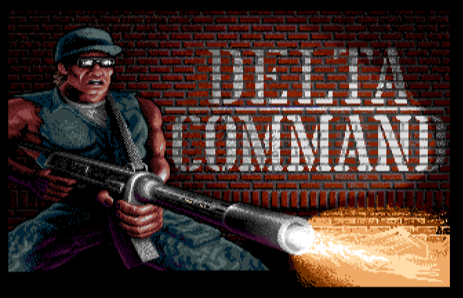 Delta Command screenshot