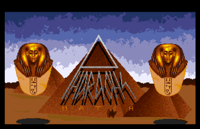 Pharaohs Match screenshot