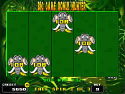 Big Game Bonus Hunter screenshot