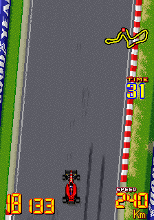 F-1 Grand Prix Part. II screenshot