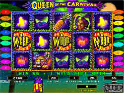 Queen of the Carnival screenshot
