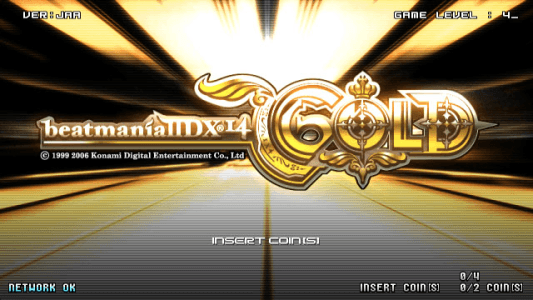 beatmania IIDX 14 GOLD screenshot