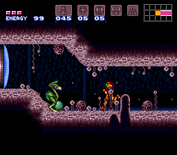 Super Metroid [Model SNS-RI-USA] screenshot