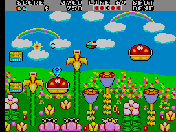 Fantasy Zone II - The Tears of Opa-Opa screenshot
