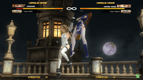 Dead or Alive 5 Ultimate Arcade screenshot