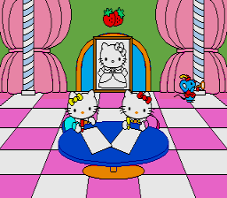 Hello Kitty no Castelo [Model MPR-18316] screenshot