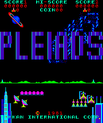 Pleiads screenshot
