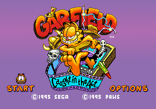 Garfield - Caught in the Act screenshot