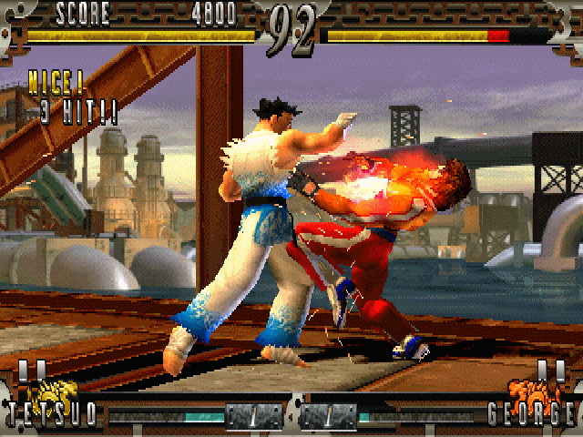 Fighting Layer screenshot
