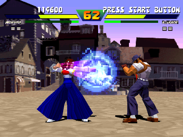 Street Fighter EX Plus Alpha [Model SLPM-86041] screenshot