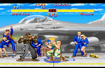 Street Fighter Collection [Model SLPS-00800~1] screenshot