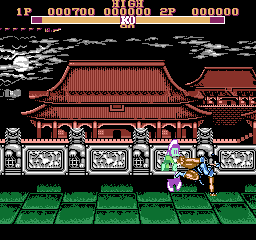 Mari Street Fighter III Turbo screenshot