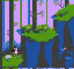 Pocahontas screenshot