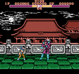 Super Fighter III screenshot