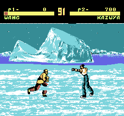 Tekken 12 screenshot