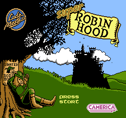 Super Robin Hood screenshot