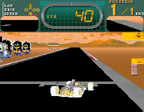 Final Lap 2 screenshot