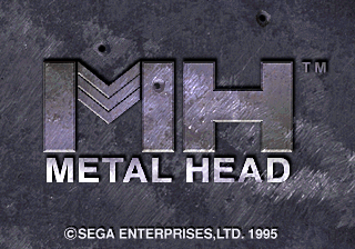 Metal Head [Model GM-4008] screenshot