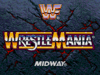WWF WrestleMania - The Arcade Game [Model T-8110B] screenshot
