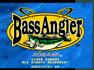 Bass Angler [Model GE765] screenshot