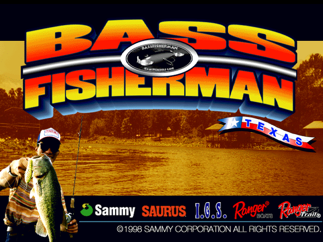 Bass Fisherman [Model SLPS-01304] screenshot