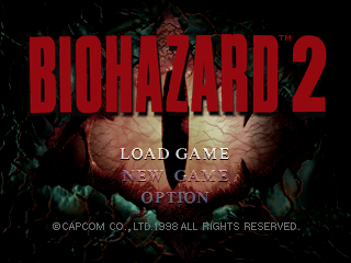 BioHazard 2 screenshot