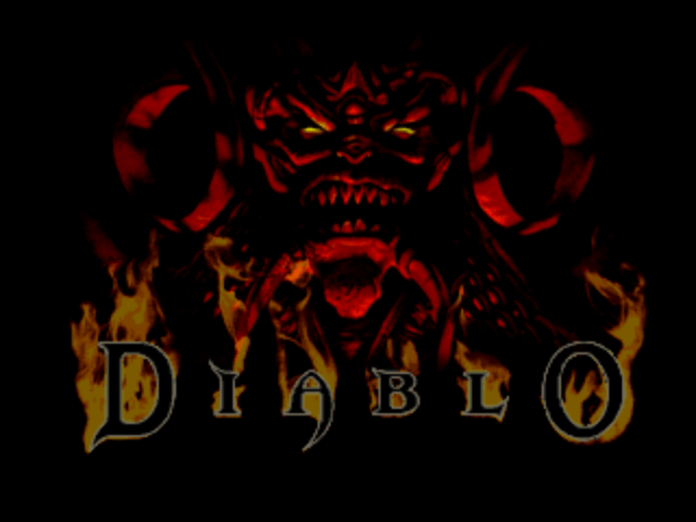 Diablo [Model SLPS-01416] screenshot