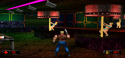 Duke Nukem Time to Kill [Model SLUS-90036] screenshot