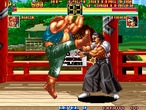 Fit of Fighting screenshot
