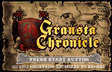 Gransta Chronicle [Model SWJ-MGTC01] screenshot