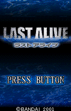 Last Alive [Model SWJ-BANC15] screenshot