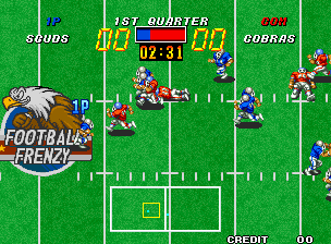 Football Frenzy [Model NGM-034] screenshot