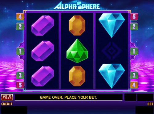 Alpha Sphere screenshot