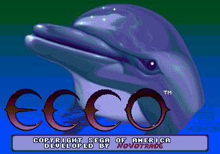 Ecco the Dolphin [Model 1042-50] screenshot